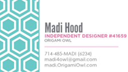 Madi Origami Owl
