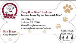 Camp Bow Wow Anaheim