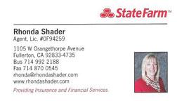 Rhonda Shader