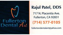 Fullerton Dental Art