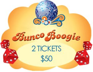 Bunco Boogie Brunch for Two