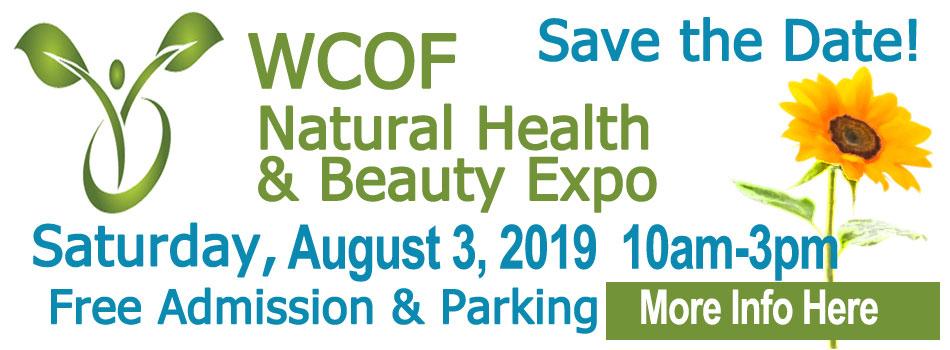 WCOF Health and Beauty Expo