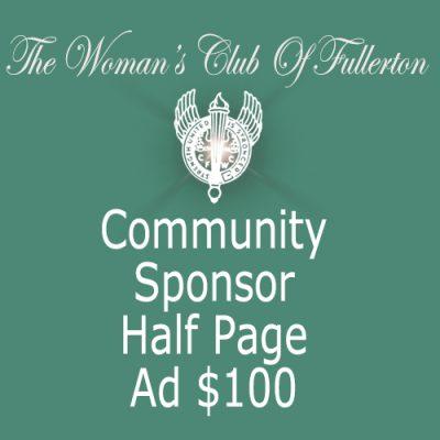 WCOF Community Sponsor Half Page Ad