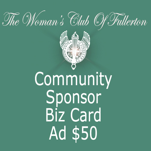 WCOF Community Sponsor Biz car Ad 50