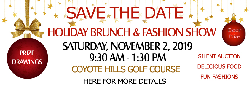 WCOF Holiday Fashion Show and Brunch