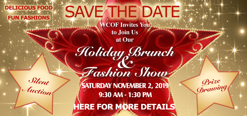 Womans Club of Fullerton Holiday Brunch and Fashion Show