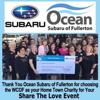 Subaru Share the Love 2021