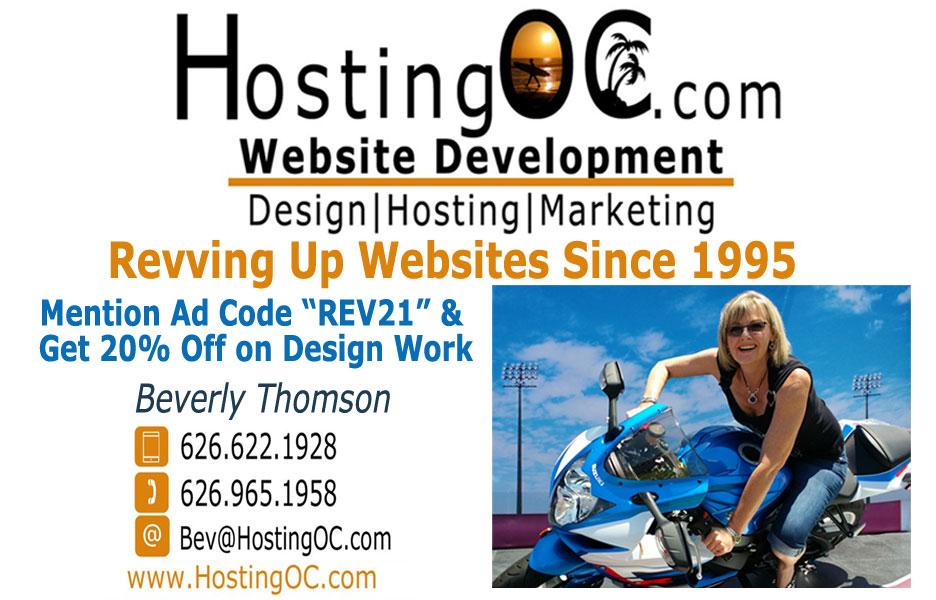 Hosting OC Website Development