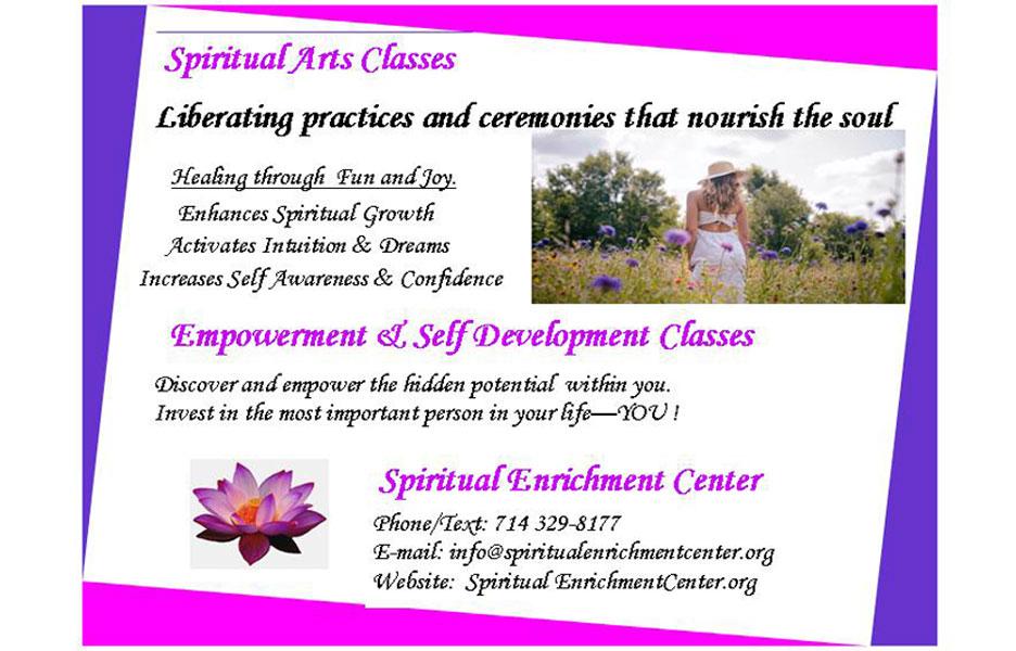 Spiritual Enrichment Center