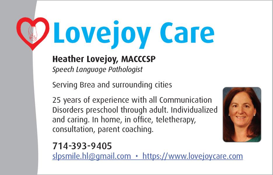 Lovejoy Care