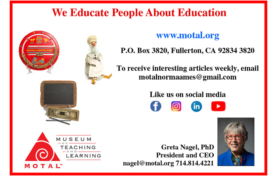 MOTAL - Museum of Teaching and Learning