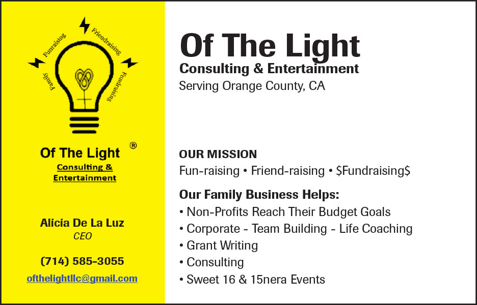 Of The Light Consulting & Entertainment