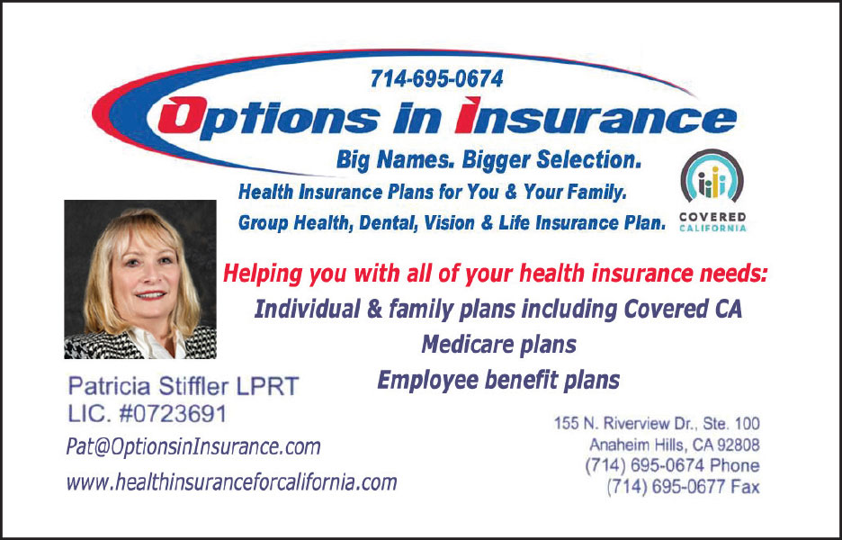 Pat Stiffler - Options in Insurance