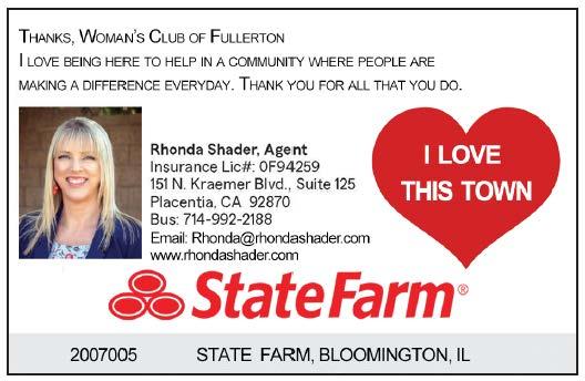 Rhonda Shader State Farm