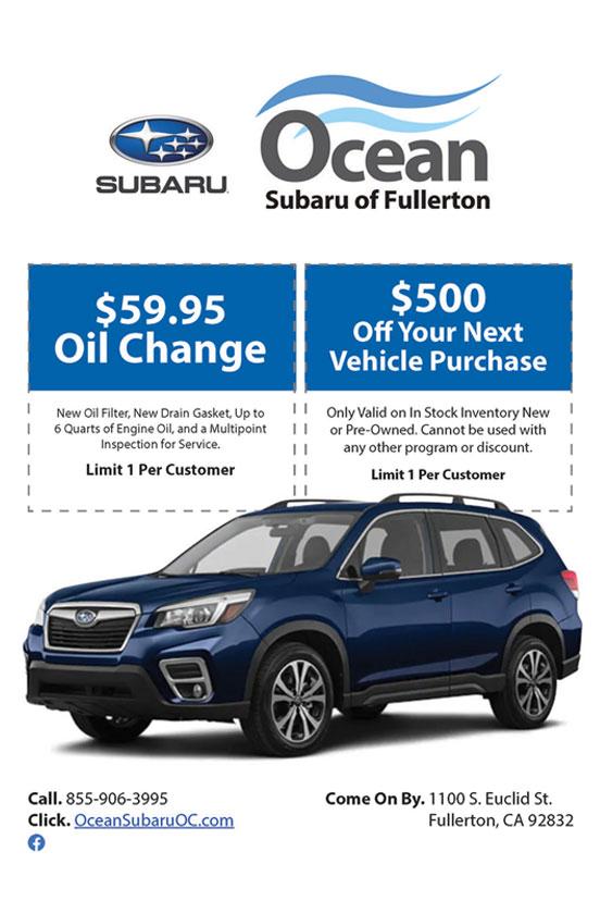 Subaru of Fullerton